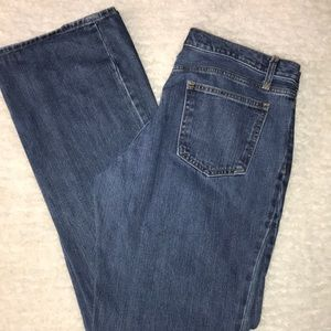 Gap Boot Cut Jeans 14 Long